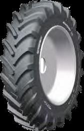 18.4R30 Michelin Agribib padanga