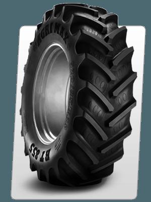 250/85R20 BKT Agrimax RT855 padanga