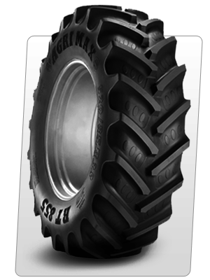 380/85R28 BKT Agrimax RT855 padanga