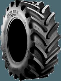 540/65R24 BKT Agrimax RT657 padanga