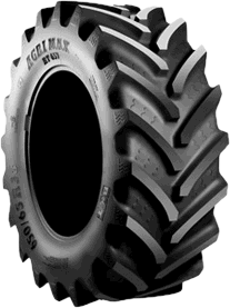 540/65R28 BKT Agrimax RT657 tyre