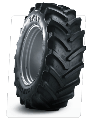 620/70R46 BKT Agrimax RT765 padanga
