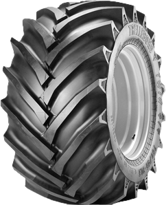 650/60-38 Trelleborg T414 Twin Tractor tyre