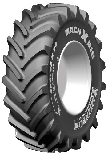 900/50R42 Michelin MachXBIB padanga